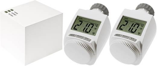 max funk heizk rperthermostat set cube two kaufen. Black Bedroom Furniture Sets. Home Design Ideas
