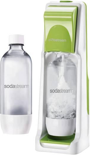 sodastream cool gr n grundger t inkl 2 pet flaschen und. Black Bedroom Furniture Sets. Home Design Ideas