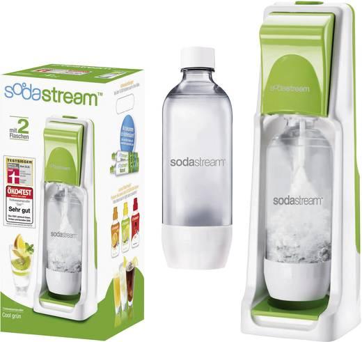 sodastream cool super pack gr n grundger t inkl 2 pet flaschen und 1 co2 zylinder kaufen. Black Bedroom Furniture Sets. Home Design Ideas