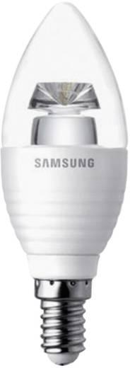 LED (einfarbig) E14 Kerzenform 5 W = 25 W Warmweiß (Ø x H) 38 mm x 109 mm EEK: A Samsung dimmbar 1 St.
