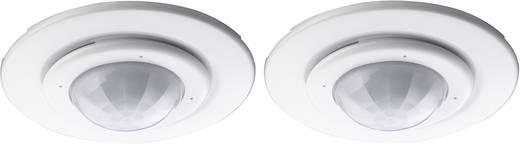 Sygonix 30892Q Decke PIR-Bewegungsmelder 360 ° Weiß IP20