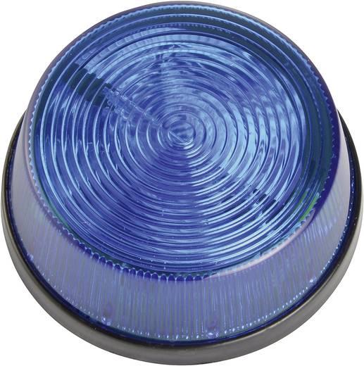 Stroboskop Blitzer Blau