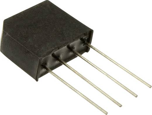 Brückengleichrichter Vishay VS-2KBB20R SIP-4 200 V 1.9 A Einphasig