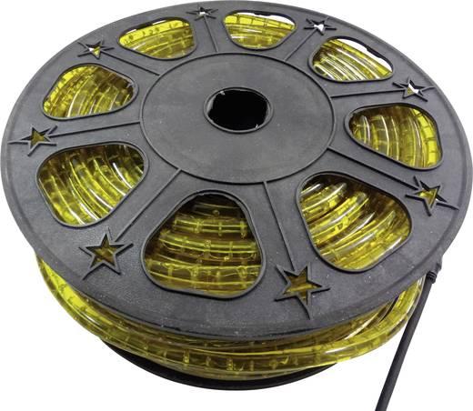 Basetech Halogen PEN LIGHT Lichtschlauch 40 m Gelb