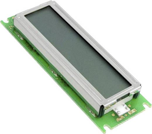 LC-Display Grün (B x H x T) 30 x 12.7 x 85 mm LUMEX LCM-S01602DSF/C