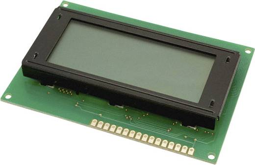 LC-Display Grün (B x H x T) 60 x 12.7 x 87 mm LUMEX LCM-S01604DSF