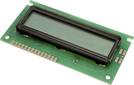 LC-Display Grün (B x H x T) 44 x 8.8 x 84 mm LUMEX LCM-S01602DSR/B