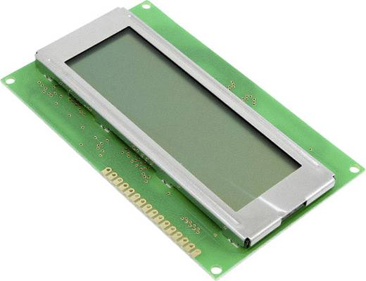 LC-Display Grün (B x H x T) 60 x 8.8 x 98 mm LUMEX LCM-S02004DSR