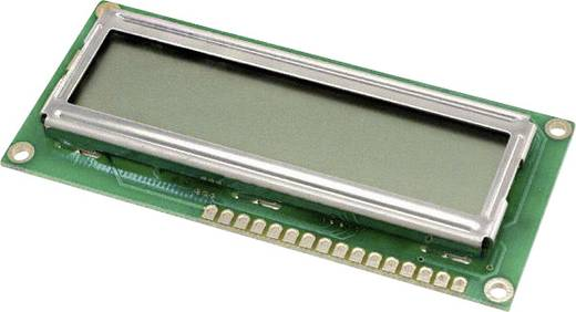 LC-Display Grün (B x H x T) 36 x 8.8 x 80 mm LUMEX LCM-S01602DTR/A