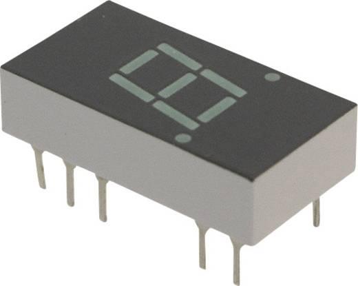 7-Segment-Anzeige Grün 7.62 mm 2.1 V Ziffernanzahl: 1 Broadcom HDSP-3601