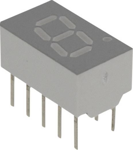 7-Segment-Anzeige Rot 7.62 mm 1.7 V Ziffernanzahl: 1 Broadcom HDSP-7511