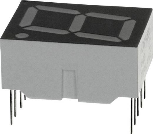 7-Segment-Anzeige Rot 14.22 mm 1.7 V Ziffernanzahl: 1 Broadcom HDSP-5551
