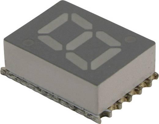 7-Segment-Anzeige Rot 7.11 mm 2 V Ziffernanzahl: 1 Broadcom HDSM-281C