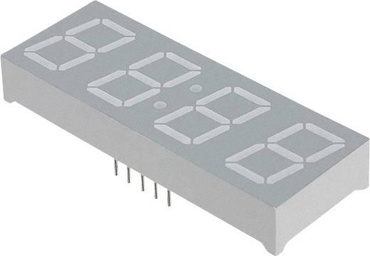 7-Segment-Anzeige Rot 14.22 mm 2.05 V Ziffernanzahl: 4 Broadcom HDSP-B03E