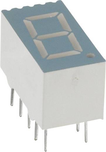 7-Segment-Anzeige Grün 9.1 mm 2.2 V Ziffernanzahl: 1 LUMEX LDS-A322RI