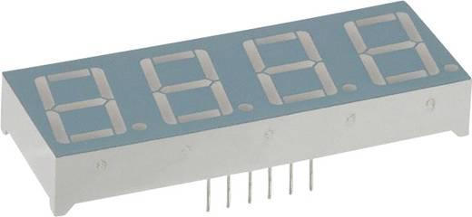 7-Segment-Anzeige Grün 14.22 mm 2.2 V Ziffernanzahl: 4 LUMEX LDQ-M512RI