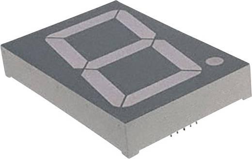 7-Segment-Anzeige Rot 56.9 mm 8 V Ziffernanzahl: 1 LUMEX LDS-AD14RI