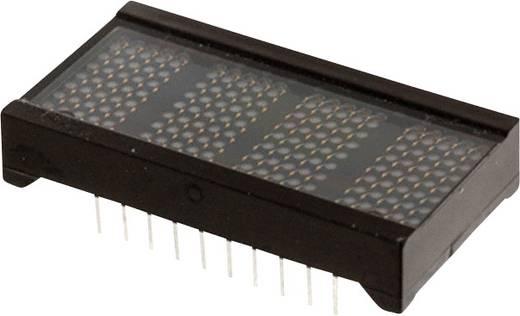 Punkt-Matrix-Anzeige Grün 11.43 mm Ziffernanzahl: 4 OSRAM PD4437