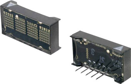 Punkt-Matrix-Anzeige Rot 3.2 mm Ziffernanzahl: 4 OSRAM SCDQ5542P