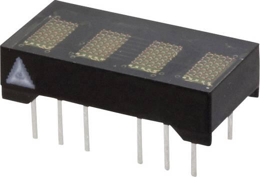 Punkt-Matrix-Anzeige Grün 4.57 mm Ziffernanzahl: 4 OSRAM SCE5744