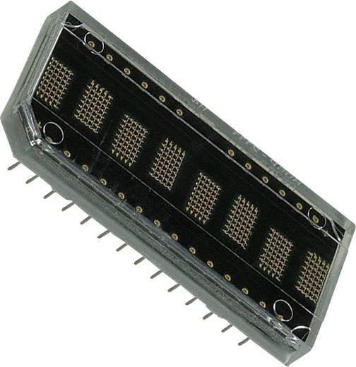 Punkt-Matrix-Anzeige Rot 4.81 mm Ziffernanzahl: 8 Broadcom HDSP-2112