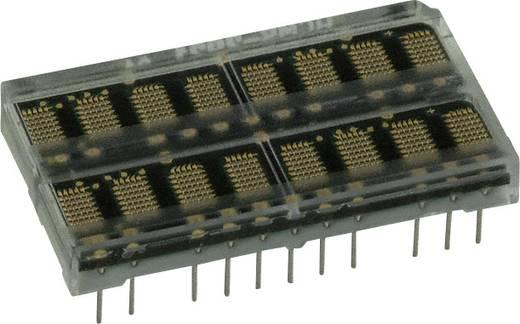 Punkt-Matrix-Anzeige Grün 3.71 mm Ziffernanzahl: 16 Broadcom HCMS-2923