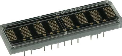Punkt-Matrix-Anzeige Grün 4.57 mm Ziffernanzahl: 8 Broadcom HCMS-2973