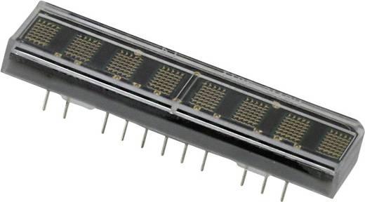 Punkt-Matrix-Anzeige Grün 3.71 mm Ziffernanzahl: 8 Broadcom HCMS-3977