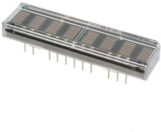 Punkt-Matrix-Anzeige Rot 3.71 mm Ziffernanzahl: 8 Broadcom HCMS-3972
