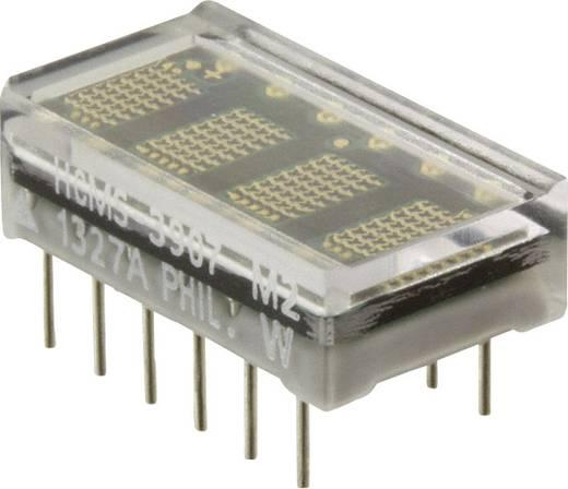 Punkt-Matrix-Anzeige Grün 3.71 mm Ziffernanzahl: 4 Broadcom HCMS-3907