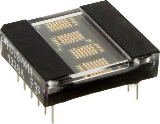 Punkt-Matrix-Anzeige Grün 3.61 mm Ziffernanzahl: 4 Broadcom HDLG-1414