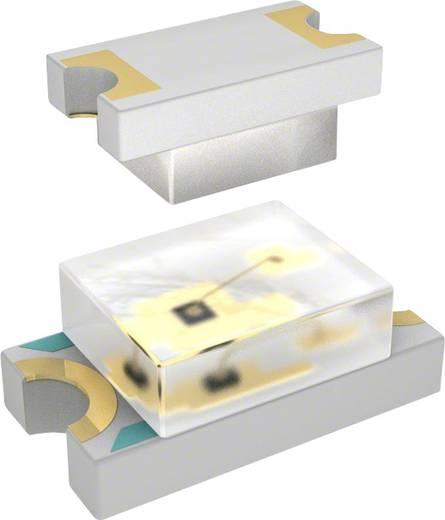 SMD-LED 3216 Rot 8 mcd 140 ° 20 mA 2 V Everlight Opto QTLP650D2TR