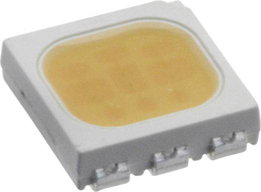 SMD-LED PLCC6 Warm-Weiß 5900 mcd 120 ° 20 mA 3.25 V Everlight Opto 61-238/KK2C-S30306F4GB2/ET