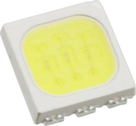 SMD-LED PLCC6 Kalt-Weiß 6100 mcd 120 ° 20 mA 3.25 V Everlight Opto 61-238/LK2C-B45568F6GB2/ET