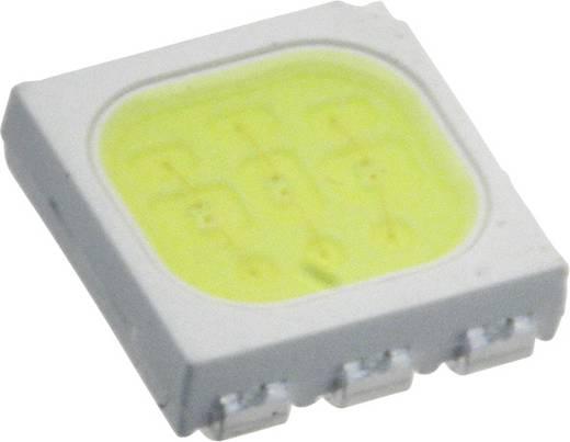 SMD-LED PLCC6 Kalt-Weiß 5900 mcd 120 ° 20 mA 3.25 V Everlight Opto 61-238/LK2C-B56706F4GB2/ET