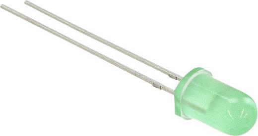 LED bedrahtet Grün Rund 5 mm 20 mcd 75 ° 30 mA 2.2 V Everlight Opto MV5453