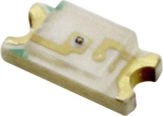 SMD-LED 3216 Gelb 8 mcd 140 ° 20 mA 2 V Everlight Opto QTLP650D3TR