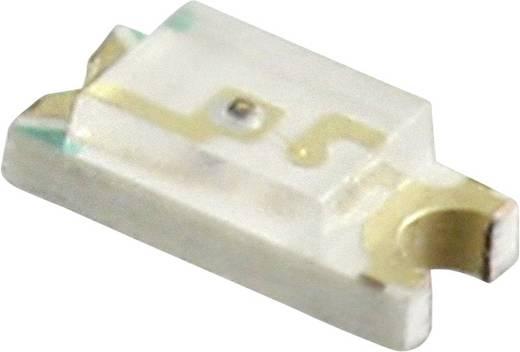 SMD-LED 3216 Gelb 10 mcd 140 ° 20 mA 2 V Everlight Opto QTLP650C3TR