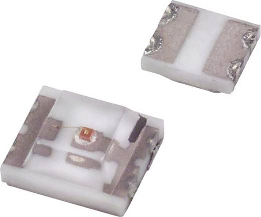 SMD-LED 1210 Gelb 8 mcd 160 ° 20 mA 2.1 V Dialight 597-3401-107F