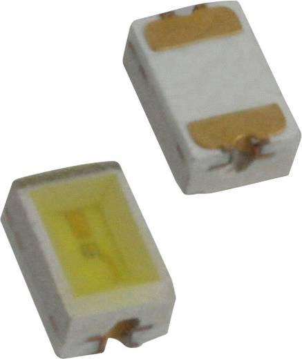 SMD-LED 3020 Kalt-Weiß 900 mcd 110 ° 20 mA 3.2 V Dialight 597-3902-507F