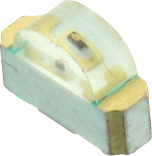 SMD-LED 1208 Grün 195 mcd 130 ° 20 mA 3.2 V Dialight 597-2601-607F