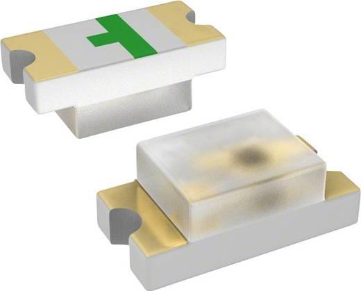 SMD-LED 1608 Kalt-Weiß 176 mcd 130 ° 10 mA 3.1 V Dialight 597-3901-830F