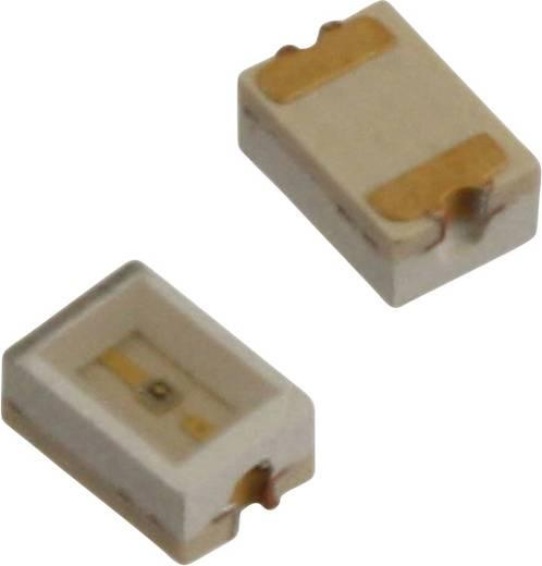 SMD-LED 3020 Gelb 6.3 mcd 110 ° 20 mA 2.1 V Dialight 597-3401-507F