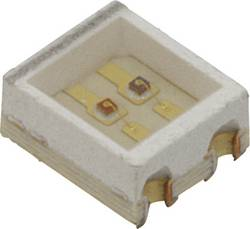 LED CMS 1210 Dialight 597-7701-507F vert, rouge 16 mcd, 6.3 mcd 100 ° 20 mA 2.2 V, 2 V 1 pc(s)