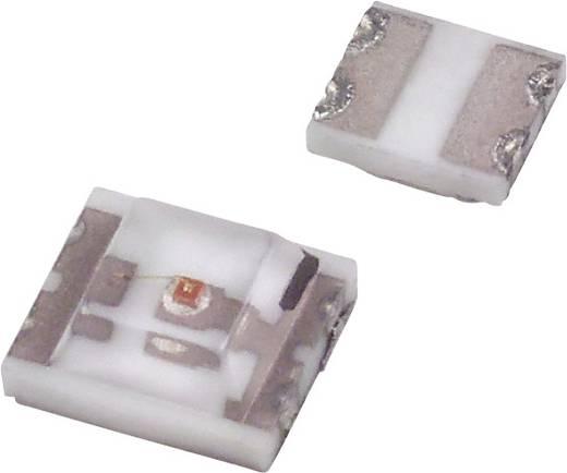 SMD-LED 1210 Rot 4 mcd 170 ° 20 mA 2 V Dialight 597-3001-102F