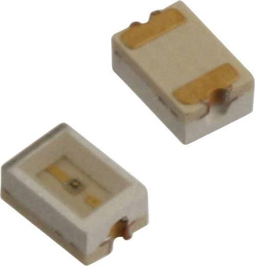 SMD-LED 3020 Rot 16 mcd 110 ° 20 mA 1.75 V Dialight 597-3111-502F