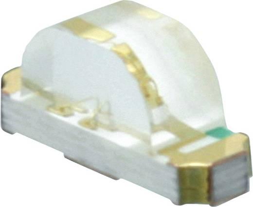 SMD-LED 1208 Blau 140 mcd 160 ° 20 mA 3.2 V Dialight 598-8391-117F