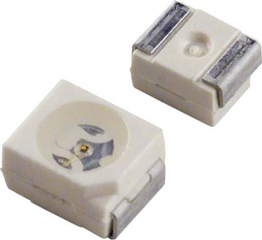 SMD-LED PLCC2 Rot 12.6 mcd 120 ° 2 mA 1.8 V Dialight 597-3008-202F