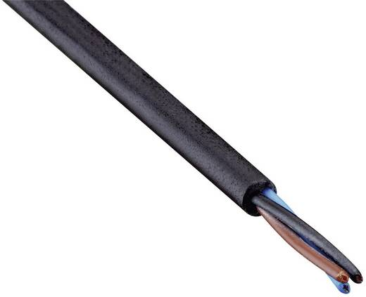 Sensorleitung 3 x 0.34 mm² Schwarz Lumberg Automation 109568 25 m