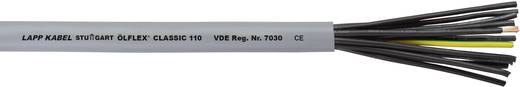 Steuerleitung ÖLFLEX® CLASSIC 110 10 G 1 mm² Grau LappKabel 1119210 Meterware